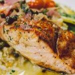 Salmon Beurre Blanc