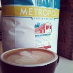 Metropolis Coffee Company's Redline Espresso