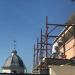 The best painter view in Rome.