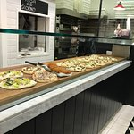Great pizza a must try in Rome.