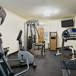 Need more than our onsite workout room? We offer free passes to the Edward Jones YMCA.