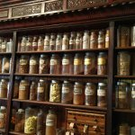 jars filled with their original contents
