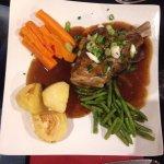 Kleftiko. Succulent lamb, my favourite