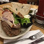 Foto de Kenny & Ziggy's New York Deli