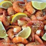 Fresh Steamed Shrimp