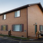 Townhouses Grayling Creek 122B and Nez Perce 122C - They are mirror images of each other.