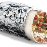 From the DT website: The Epic carne asada burrito!