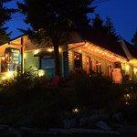 The Islander Inn at Night - John Dunford Photo