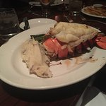 The Keg Lobster Tail and Fabulous Mash Potatoes