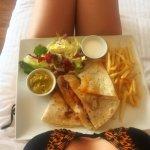 Foto de Alion Beach Hotel