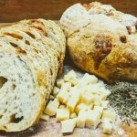 Parmesan Herb Sourdough