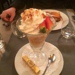 Excellents desserts après d'excellents plats. Accueil chaleureux ! On adore 😃