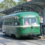 Market Street Railcar