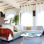 Villa #3 Living Room