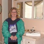 Pam Loved the Gorgeous Bathrooms