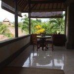 ALSO the veranda
