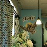 Bild från Hoot's