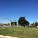 Fury 325, Giga Coaster Height - 325 ft. tall Speed - 95 mph Manufacturer - Bolliger & Mabillard