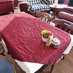 tablecloths!!!!