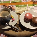 Café Macarons