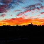 Sunset voer grounds