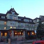 Beautiful, historic hotel.