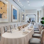 The Belvedere Private Dining Room