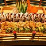 sushi platter as you choose