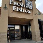 The Fresh Fish Co. entrance