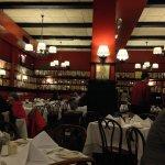 Sardi's Restaurant, main dining room.