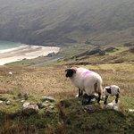 Keem beach Achill