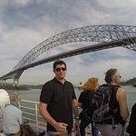 Puente de las Américas (Brücke der Amerikas) Foto
