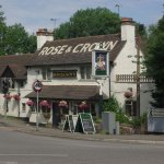 Rose & Crown @ Smalley cross roads