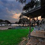 Sunset Point Porch View