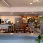 Charming little restaurant ,very clean wonderful gluten free pancakes