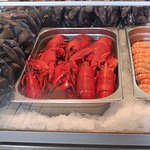 Maine Lobster& Swedish Lobster