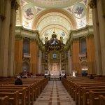 Cathedral of Marie-Reine-du-Monde Foto