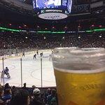 Rogers Arena.