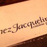 Foto de Chez Jacqueline