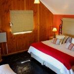 Suite Nº1, Dormitorio