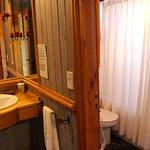 Suite Nº1, Baño