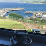 view from Rathlin Room