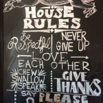 House Rules!