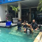 Снимок Blue Marlin Dive Gili Trawangan