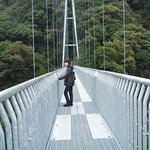 Aya Suspension Bridge Photo