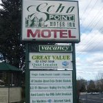 Photo de Echo Point Discovery Motel