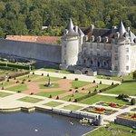Le château et ses jardins classés