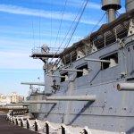 Memorial Ship MIKASA