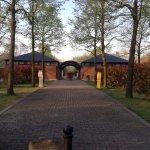 Main walkway