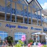 Façade Aigue Marine Restaurant